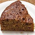 20140301 黒糖と生姜のケーキ