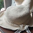 20130622 ベーシックコットンの帽子