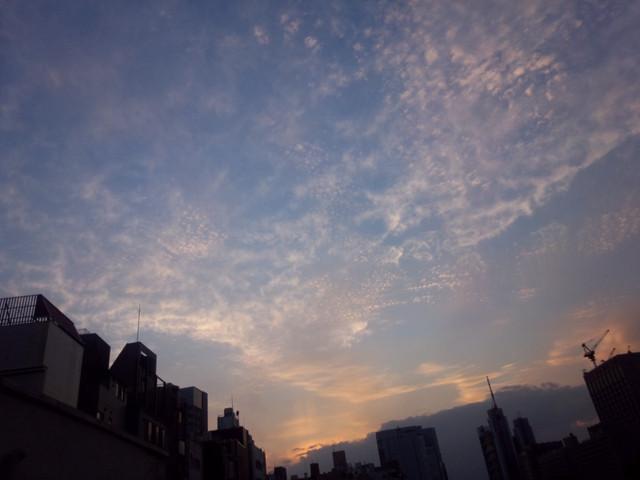 20130828 夏夕空